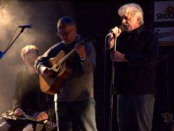 Zavěr večera obsatarala již legendární skupina Druhá tráva se svým frontmanem Robertem Křesťanem. Zazněly i písně ze zbrusu nového CD Marcipán z Toleda, ale jinak bylo vystoupení především průřezem z celé historie kapely.