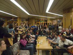 Folková noc 2012 - session