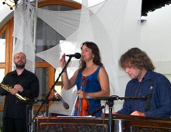 Cimbal Classic na Chodovské tvrzi