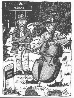 Ilustrace: Tom Zvědělík