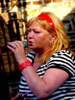 Věra Špinarová na Vyšehraní 2007