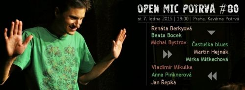 OpenMic Potrvá č.80