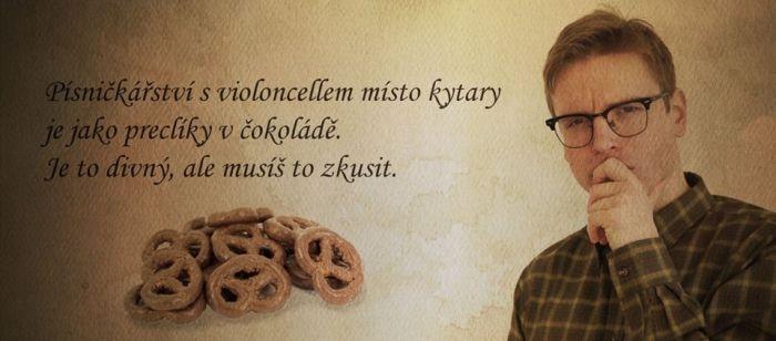 Písničkářské krédo Pavla Čadka přebíráme z jeho facebooku.