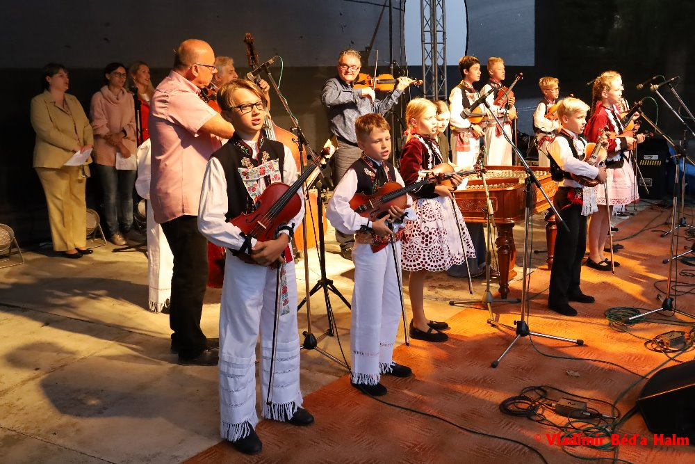 Malá cimbálová muzika ZŠ Kyjov