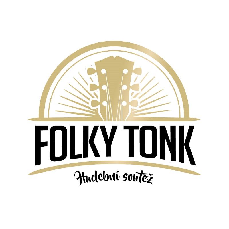 folky tonk logo bile