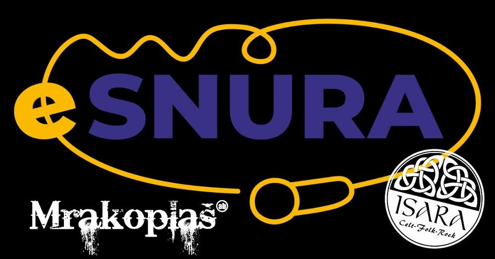 logo esnura isara mrakoplas logo