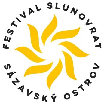 logo festival slunovrat sazava
